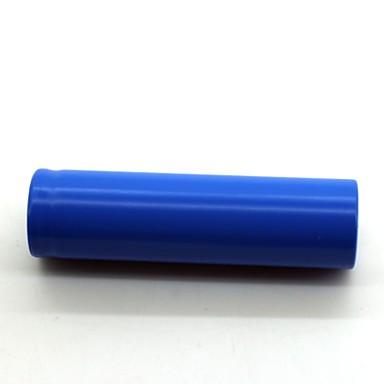 litiu ion 18650 baterie reîncărcabilă 3.7v 1 pachet albastru plat baterie de top
