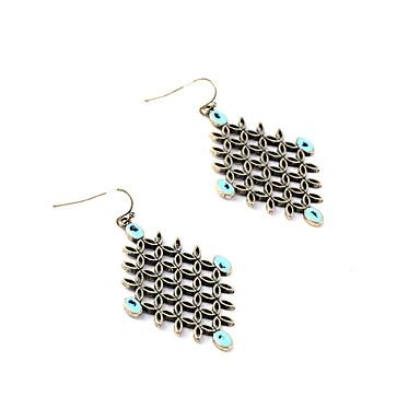 Halka Küpeler Kristal Kişiselleştirilmiş Euramerican minimalist tarzı Siyah Mücevher Için Düğün Parti Doğumgünü 1 çift
