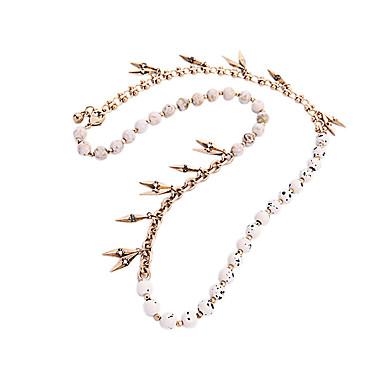 Pentru femei Toroane Coliere Cristal La modă Adorabil Personalizat Cute Stil Euramerican Bijuterii Pentru Nuntă Petrecere