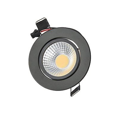 9W 820 lm 2G11 LED Tavan Spot Încastrat 1 led-uri COB Intensitate Luminoasă Reglabilă Decorativ Alb Cald Alb Rece AC 110-130V AC 220-240V