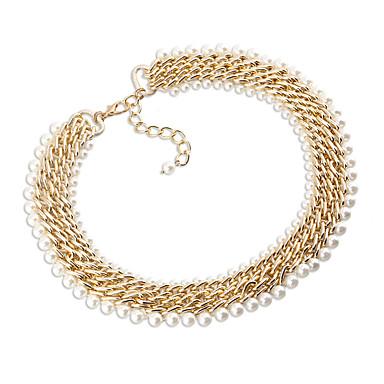Pentru femei Lănțișoare La modă Personalizat Cute Stil Euramerican Bijuterii Pentru Nuntă Petrecere 1 buc