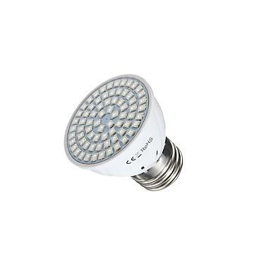 3W GU10 GU5.3(MR16) E26/E27 Lampy szklarniowe LED MR16 72 Diody LED SMD 2835 Czerwony Niebieski 400lm 2700-3500K AC110 AC220V