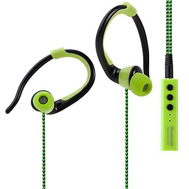 cep telefonu için 4,0 kulaklık manyetik metal bluetooth kulaklık, stereo ses iptal kablosuz kulakiçi bluetooth