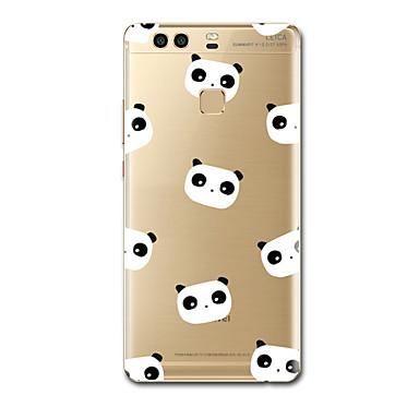 tok Για Huawei Εξαιρετικά λεπτή Με σχέδια Πίσω Κάλυμμα Κινούμενα σχέδια Μαλακή TPU για P10 Plus P10 P9 P9 Plus P8 P8 Lite P7