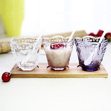 värillinen uutuus drinkware 200ml poikaystävä lahja tyttöystävä lahja lasi olutta mehua lasi
