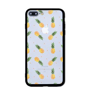 Maska Pentru Apple Model Carcasă Spate Fruct Greu Acrilic pentru iPhone 7 Plus iPhone 7 iPhone 6s Plus iPhone 6 Plus iPhone 6s iPhone 6