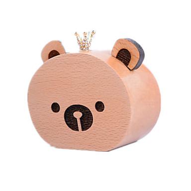 الصندوق الموسيقي خشب معدن مربع قصر في السماء هدية للأطفال فتيات هدية