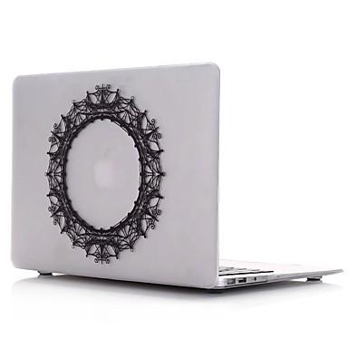 MacBook Kotelo varten Kukka PVC materiaali Uusi MacBook Pro 15