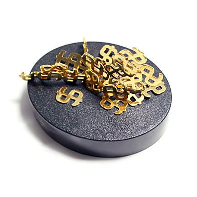 Jucării Magnet Puzzle Metal Jucării Educaționale Alină Stresul 2pcs Magnetic Reparații Adulți Cadou