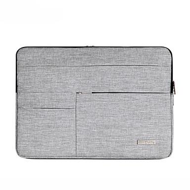 13.3 14.1 15,6 inch multi-pocket ultra dunne computer tas notebook mouw hoesje voor oppervlak / dell / hp / samsung / Sony etc