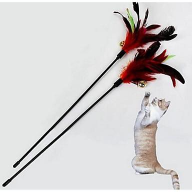 Kedi Oyuncağı Evcil Hayvan Oyuncakları İnteraktif Teasers Dayanıklı Kumaş