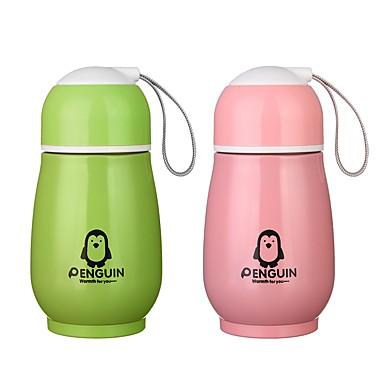 1pc sporturi drinkware 300 ml de căldură păstrarea prietenului cadou cadou prietena cadou din oțel inoxidabil de suc de apă pahar de