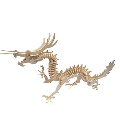 قطع تركيب3D النماذج الخشبية مجموعات البناء 3D اصنع بنفسك خشب كلاسيكي استايل صيني