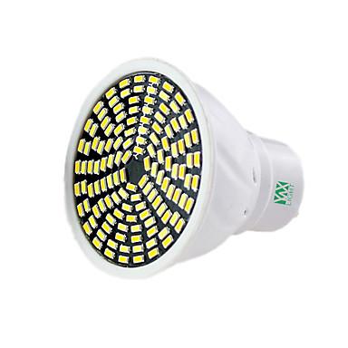 5W GU10 GU5,3(MR16) LED-kohdevalaisimet MR16 128 SMD 3014 400-500 lm Lämmin valkoinen Kylmä valkoinen Neutraali valkoinenKoristeltu