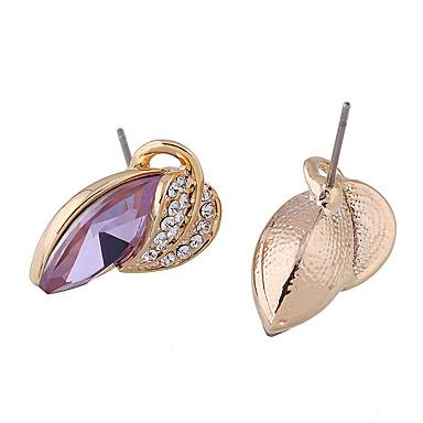 Vidali Küpeler Mücevher Moda Kişiselleştirilmiş Euramerican minimalist tarzı alaşım Mücevher Için Düğün Parti 1 çift