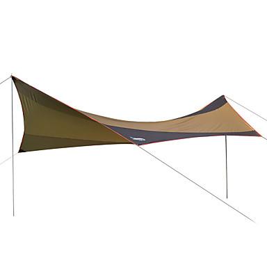 DesertFox® Adăpost & Prelată Σκηνή για κάμπινγκ Simplu Cort de campare O cameră Cort Pliant Impermeabil Rezistent la Ultraviolete Cremă