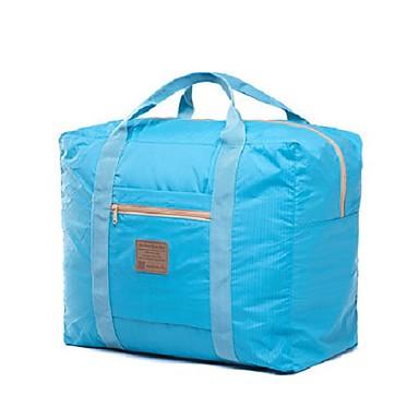 Organizator Bagaj de Călătorie Portabil Pliabil Capacitate Înaltă Depozitare Călătorie pentru Haine Nailon / Exterior