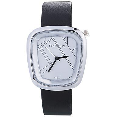 Męskie Modny Zegarek na nadgarstek Unikalne Kreatywne Watch Na codzień Chiński Kwarcowy / drewniany Skóra Pasmo Nowoczesne Na co dzień