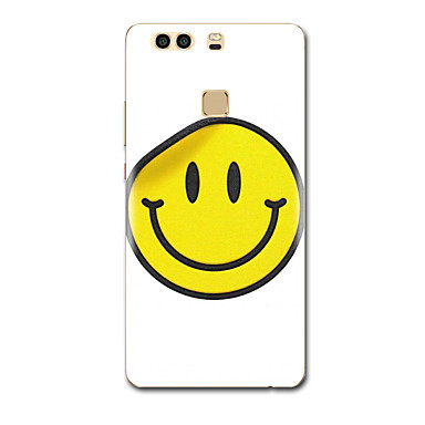 tok Για Huawei Εξαιρετικά λεπτή Με σχέδια Πίσω Κάλυμμα Πλακάκι Μαλακή TPU για P10 Plus P10 P9 P9 Lite P9 Plus P8 P8 Lite P7