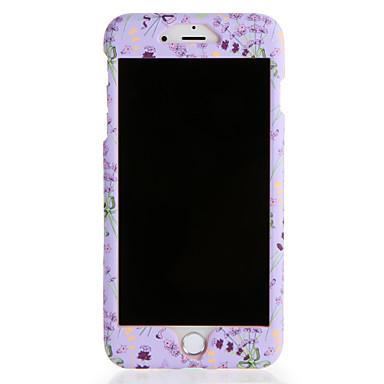 Maska Pentru Apple iPhone 7 Plus iPhone 7 Model Carcasă Telefon Floare Greu PC pentru iPhone 7 Plus iPhone 7 iPhone 6s Plus iPhone 6s