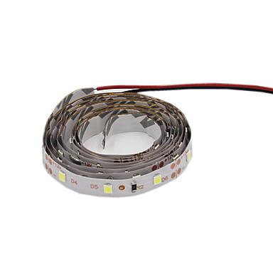 7W Joustavat LED-valonauhat 300 lm DC12 V 2 m 120 ledit Lämmin valkoinen Valkoinen Punainen Sininen Vihreä