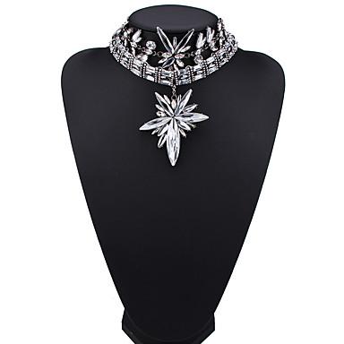 Pentru femei Coliere Bijuterii Bijuterii Pietre sintetice Aliaj Modă Euramerican Bijuterii Pentru Petrecere