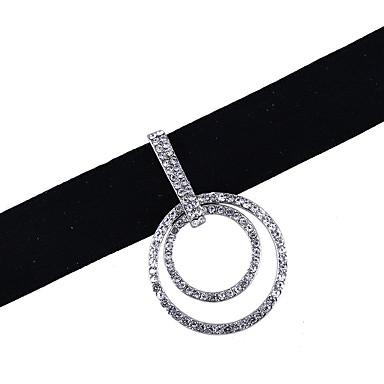 Damskie Naszyjniki choker Osobiste euroamerykańskiej minimalistyczny styl Biżuteria Na Ślub Impreza 1szt