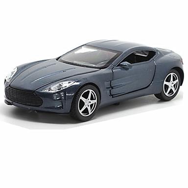 Aufziehbare Fahrzeuge Model & Building Toy Auto Plastik Gummi