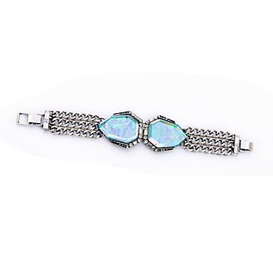 Damskie Bransoletki i łańcuszki na rękę Modny Stop Geometric Shape Biżuteria Na Specjalne okazje Prezenty bożonarodzeniowe 1szt