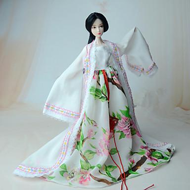 Rochii Pentru Barbie Doll Geacă Rochie Pentru Fata lui păpușă de jucărie