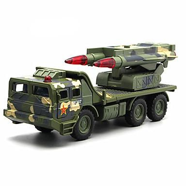Spielzeug-Autos Spielzeuge Lastwagen Militärfahrzeuge Spielzeuge Simulation LKW Metalllegierung Stücke Unisex Geschenk
