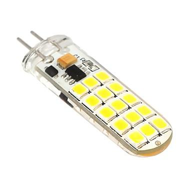 3W 200-250 lm Becuri LED Bi-pin T 30 led-uri SMD 2835 Alb Cald Alb Rece AC 12V