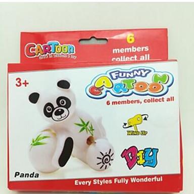 28995115702 Κουρδιστό παιχνίδι Παιχνίδια Ζώα Γάτα Πίθηκος Αρκούδα Πλαστικά Lovely  Κομμάτια Παιδικά Παιδιά Γιούνισεξ Δώρο