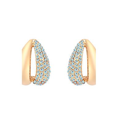 Pentru femei Cercei Bijuterii Personalizat Modă Euramerican Ștras Aliaj Bijuterii Bijuterii Pentru Nuntă Petrecere