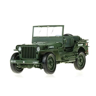 KDW Jucării pentru mașini Vehicul cu Tragere Vehicul de Construcție Jucarii Rezervor Aeronavă Mașină Aliaj Metalic Bucăți Unisex Cadou