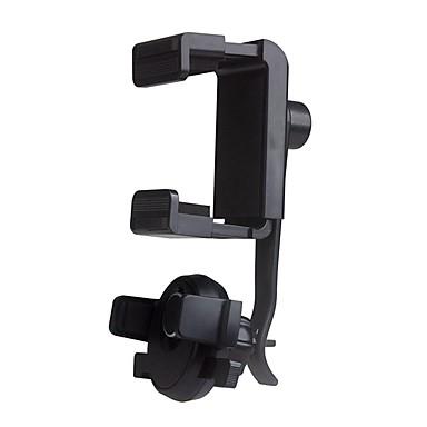 Ziqiao Universalunterstützung 360 Grad Autotelefonhalterauto Rearviewspiegel-Einfassungshalter-Standplatzaufnahme für iphone 5s 6s 7plus