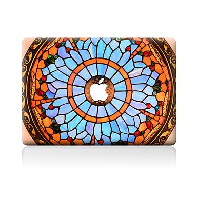 1 قطعة ملصق البشرة إلى مقاومة الحك زهور نموذج PVC MacBook Pro 15'' with Retina MacBook Pro 15'' MacBook Pro 13'' with Retina MacBook Pro