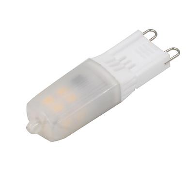 1.5W 450-480lm G9 أضواء LED Bi Pin T 12 الخرز LED SMD 2835 ديكور أبيض دافئ أبيض كول