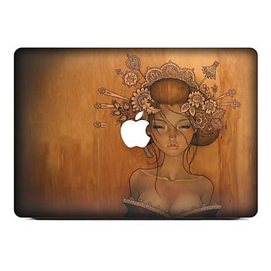 1 piesă Acțibilduri pentru Rezistent la Zgârieturi Vopsire Model PVC MacBook Pro 15'' with Retina MacBook Pro 15 '' MacBook Pro 13'' with
