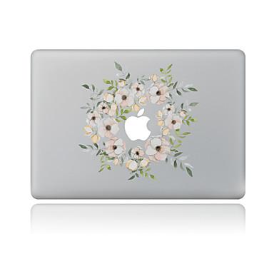 1 قطعة ملصق البشرة إلى مقاومة الحك ورد نموذج PVC MacBook Pro 15'' with Retina MacBook Pro 15'' MacBook Pro 13'' with Retina MacBook Pro