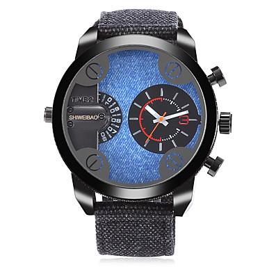 Heren Volwassenen Militair horloge Modieus horloge Polshorloge Unieke creatieve horloge Vrijetijdshorloge Sporthorloge Chinees Kwarts