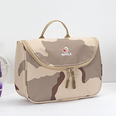 Geantă Cosmetice Organizator Bagaj de Călătorie Portabil pentru Haine Nailon / Exterior