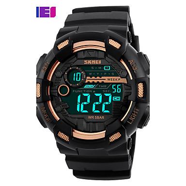 Herrn Kleideruhr Smart Watch Modeuhr Armbanduhr Einzigartige kreative Uhr Digitaluhr Sportuhr Chinesisch digital Kalender Rechenschieber