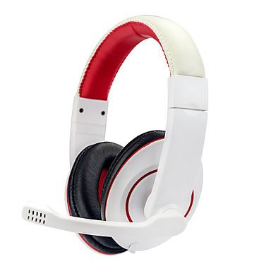 Soyto / sy722mv diepe bas gaming hoofdtelefoon stereo surround over oor headset 3.5mmusb koptelefoon met mic led licht voor pc gamer