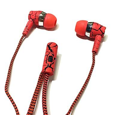 KB65 Im Ohr Mit Kabel Kopfhörer Kunststoff Handy Kopfhörer Mit Mikrofon Headset