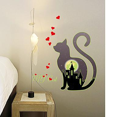 الحيوانات عطلة وقت الفراغ ملصقات الحائط لواصق حائط الطائرة لواصق حائط مزخرفة 3D,ورقة مادة تصميم ديكور المنزل جدار مائي