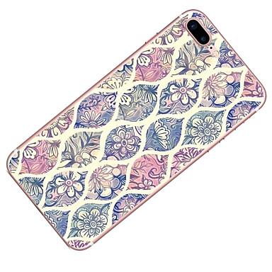 05951141 Fiore iPhone Fantasia per iPhone iPhone 8 8 Apple Plus decorativo Custodia iPhone TPU Per X iPhone X Morbido Per disegno retro 8 qnfxvFBw