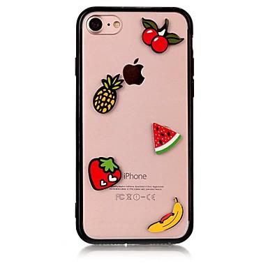 Fall für Apfel iphone 7 7 plus iphone 6s 6 plus Fallabdeckung das Fruchtmuster mit Acrylfällen