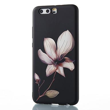 Hülle Für Huawei P9 Huawei P9 Lite Huawei P8 Huawei Huawei P9 plus Huawei P8 Lite Huawei Kamerad 8 Muster Rückseite Blume Weich TPU für