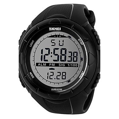 Heren Modieus horloge Polshorloge Unieke creatieve horloge Digitaal horloge Sporthorloge Dress horloge Smart horloge Chinees Digitaal